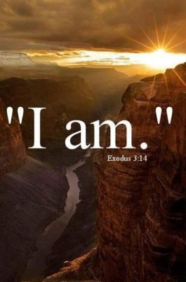 GOD I AM