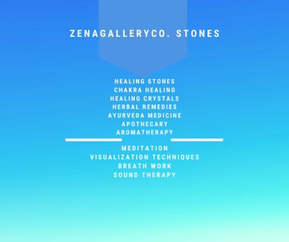 zenagalleryco. stones